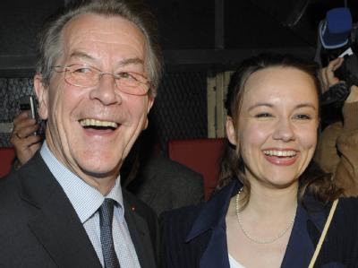 Franz Müntefering und Michelle Schumann wollen angeblich heiraten.