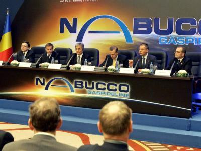 Weg frei f�r Nabucco-Pipeline
