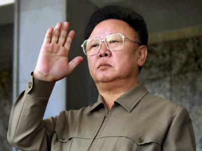 Der nordkoreanische Machthaber Kim Jong Il. (Archivfoto)