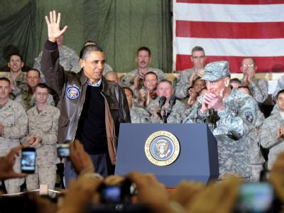 Obama in Afghanistan