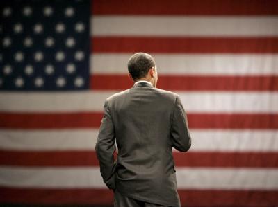 Weil die Mehrheit der Amerikaner den Klimaschutz für eher unbedeutend hält, könnte US-Präsident Obama zögern, sich umweltpolitisch zu weit aus dem Fenster zu lehnen.