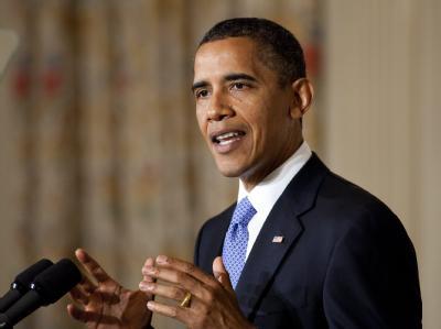 US-Präsident Barack Obama will mit dem Gesetz insgesamt 50 Milliarden Dollar einsparen.