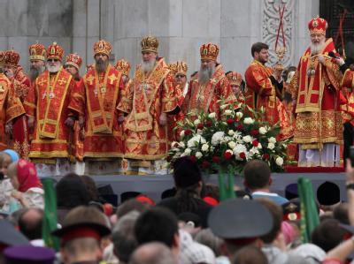 Orthodoxe Christen