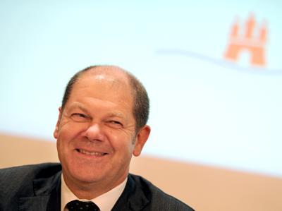 Hamburgs B�rgermeister Olaf Scholz (SPD)