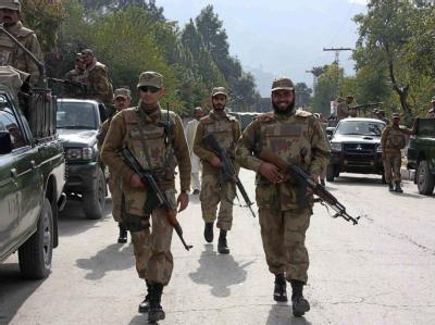 Bei Kämpfen in Pakistan ist ein aus Bonn stammender Islamist getötet worden. (Symbolbild)