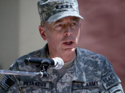 Afghanistan-Kommandeur David Petraeus. (Archivbild)