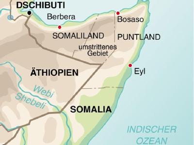 Piraten vor Somalias K�ste