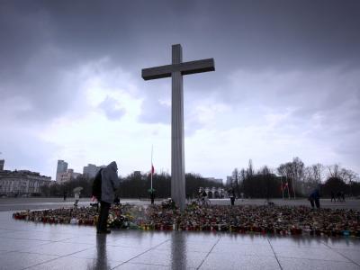 Kreuz in Warschau