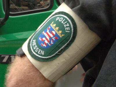 Hessischer Polizeibeamter