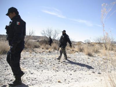 Mexikanische Polizei