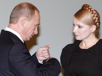 Putin und Timoschenko