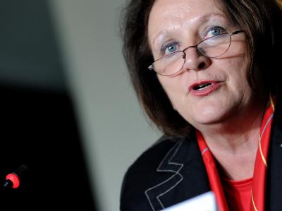 Sabine Leutheusser-Schnarrenberger: «Die FDP darf sich nicht einseitig auf die Union ausrichten.» (Archivbild)