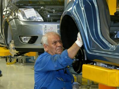 Ford-Produktion in K�ln