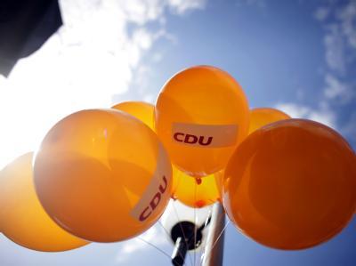 CDU-Ballons