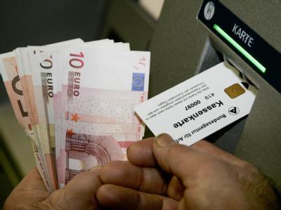 Ausbezahlung von Hartz-IV-Geld