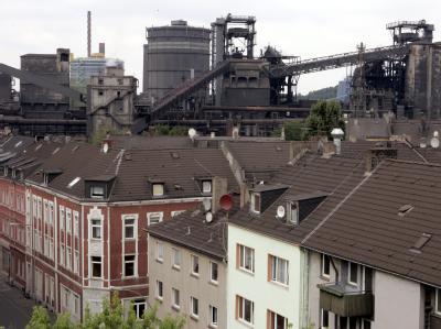 Verarmtes Ruhrgebiet