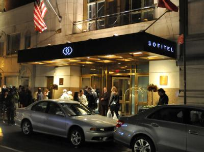 Sofitel in New York
