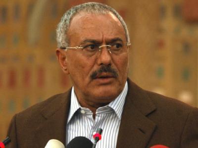 Soll sein Amt niederlegen: Jemens Präsident Ali Abdullah Salih.