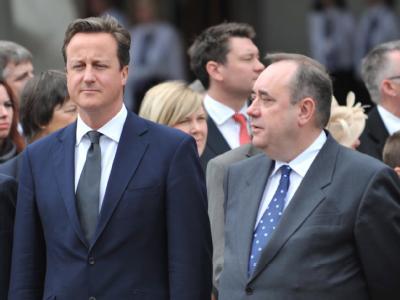 Cameron und Salmond