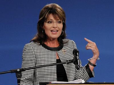 Ex-Gouverneurin von Alaska und einstige Vizepräsidentschafts-Kandidatin: Sarah Palin. (Archivbild)