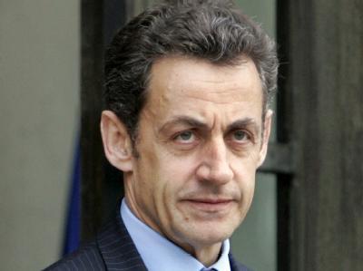 Der französische Präsident Nicolas Sarkozy: Hat er von der L'Oréal-Erbin Liliane Bettencourt illegal Geld angenommen?