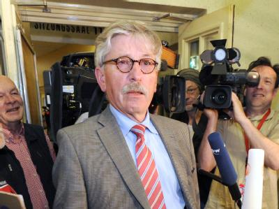Ex-Bundesbanker Thilo Sarrazin