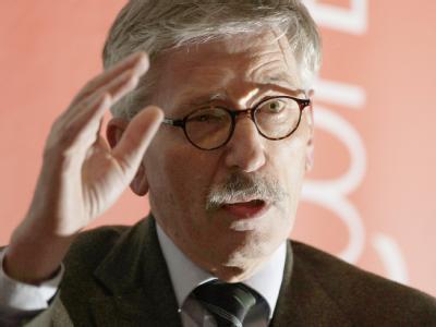 Thilo Sarrazin könnte mit einer eigenen Partei in den Bundestag einziehen. (Archivbild)