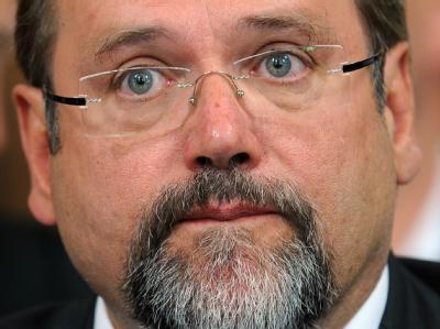 Duisburgs Oberbürgermeister Adolf Sauerland