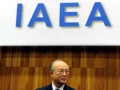 IAEA-Chef Yukiya Amano. Foto: Herbert Pfarrhofer