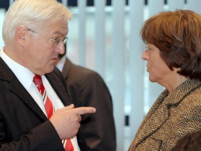 Schmidt und Steinmeier