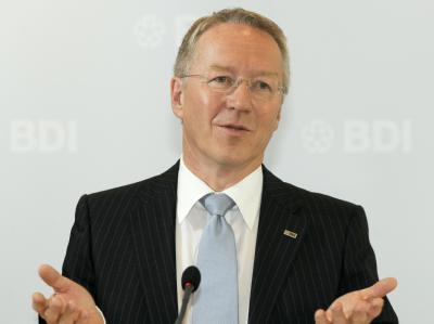 BDI-Chef Werner Schnappauf kritisiert den Koalitionsvertrag der neuen Koalition.
