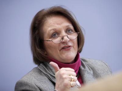 Justizministerin Sabine Leutheusser-Schnarrenberger betont Rückkehrrecht für Opfer von Zwangsehen. (Archivbild)