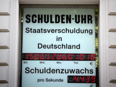 Schulden-Uhr