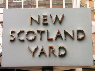 Britische Parlamentarier haben Scotland Yard einen ganzen «Katalog von Fehlern» vorgeworfen. (Archivbild)