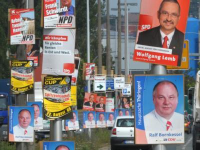 Wahlwerbung