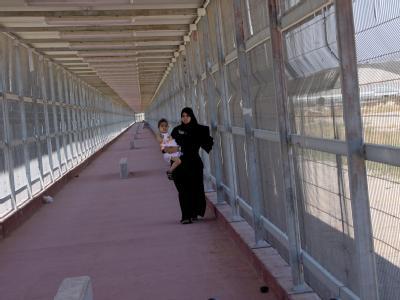 Israel erwäbgt die Blockade des Gaza-Streifens zu lockern.