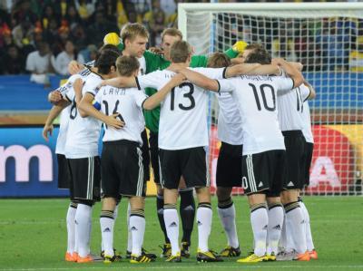 Das war stark: Die deutsche Nationalmannschaft konnte im Auftaktspiel überzeugen.