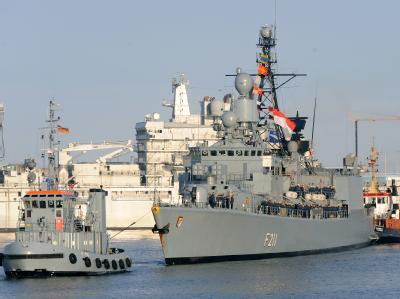 Fregatte «Köln»