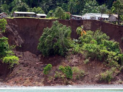 Ranongga, Westliche Salomonen