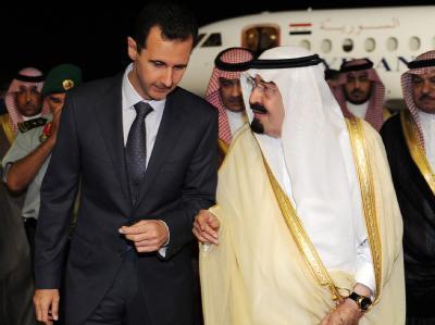 Syrischer Präsident in Saudi-Arabien