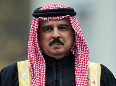 Der König von Bahrain, Hamad bin Issa al-Chalifa. (Archivbild)