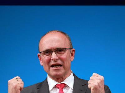 Erwin Sellering will weiter mit der CDU regieren.