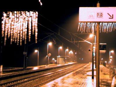 Die Deutsche Bahn muss Schadenersatz zahlen, wenn sich Fahrgäste sich bei einem Unfall auf dem Bahnhofsgelände verletzen. Foto: dpa/Symbol