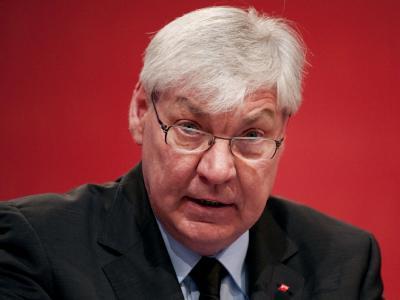 Der Chef des Deutschen Gewerkschaftsbundes, Michael Sommer.