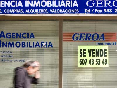 Zu verkaufen - aber niemand kauft. Spanien leidet schwer an der Immobilienkrise (Symbolbild)