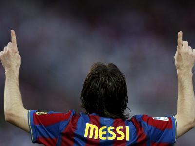 Superstar Lionel Messi erzielte die meisten Tore in der abgelaufenen Champions-League-Saison.