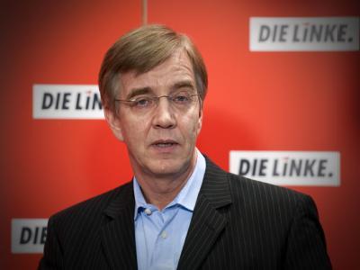Dietmar Bartsch will zurzeit keine Personaldiskussion. Foto: Robert Schlesinger/Archiv