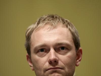 FDP-Generalsekretär Christian Lindner.