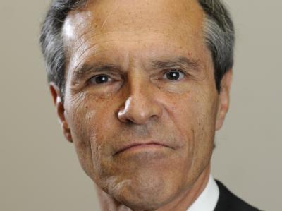 Der Sonderbeauftragte der Bundesregierung, Michael Steiner (Archivbild)