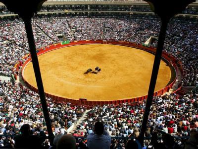 Der Stierkampf ist international umstritten.